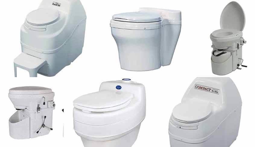 Best RV Composting Toilet
