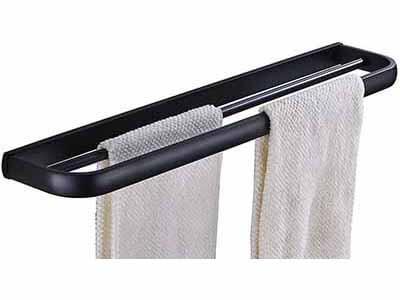 Rozin Oil Rubbed Bronze Towel Bar